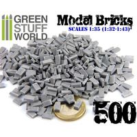 Model Bricks - Grey x500 - Image 1