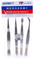 Tweezer Kit 4 in 1