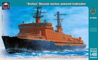 """Arctica"" Russian nuclear powered icebreaker"