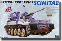 British CVRT FV107 Scimitar