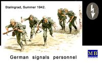 German Signals Personnel - Image 1