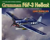 Grumman F6F-3 Hellcat (Golden Wings Series) - Image 1