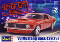 70 Mustang Boss 429 3in1 - Image 1