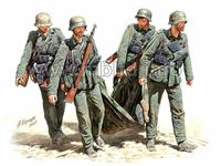 Casualty Evacuation, German Infantry, Stalingrad, Summer 1942 - Image 1