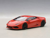 LAMBORGHINI HURACAN LP610-4 (ROSSO MARS METALLIC/RED METALLIC)
