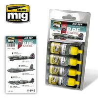 A.MIG-7214 Late WWII RAF colors SET