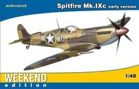 Spitfire Mk.IXc early version Weekend
