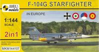 F-104G Starfighter in Europe (2modele) - Image 1