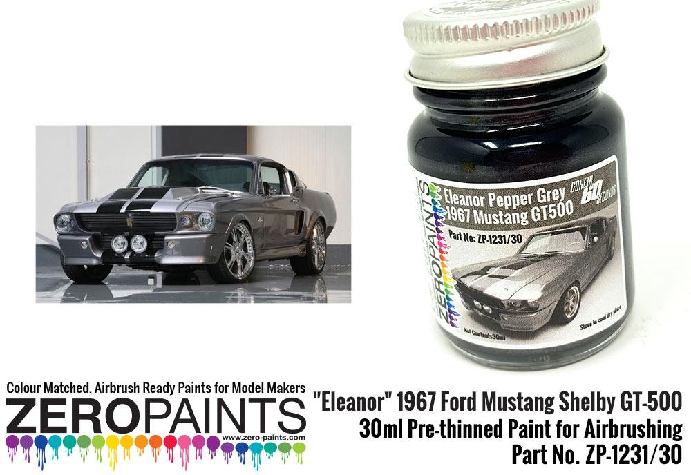 1231 Eleanor 1967 Ford Mustang Shelby GT-500 - Image 1