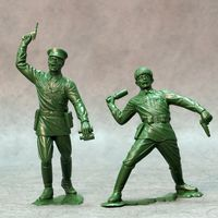 Red Army, set of two figures #3