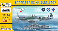 Spitfire FR Mk.XIV Bubbletop Far East Service