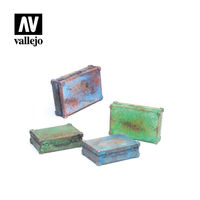 Metal Suitcases - Image 1