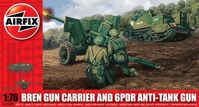 Bren Gun Carrier and 6pdr Anti-Tank Gun