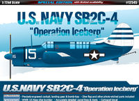 U.S. Navy SB2C-4 Operation Iceberg