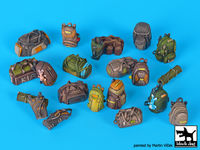 Civilian backpacks accessories set - Image 1