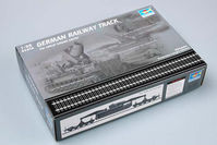 German Railway Track Set - Image 1