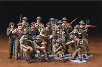 British Infantry Set