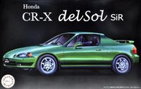 Honda CR-X delsol SiR