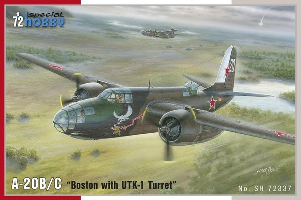 "A-20B/C ""Boston with UTK-1 Turret"" - Image 1"
