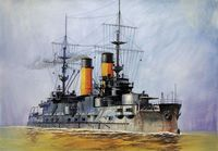 Russian Battle Cruiser Borodino