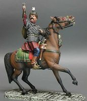 Polish Captain Of Horse  XVII Century
