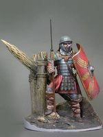 Roman Legionary   Germania 180 A.D.  Winter Campagin - Image 1