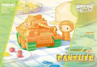 Pinky World War Toons Panther - Image 1