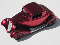 ALC-703 Candy Ruby Red Enamel - Image 1