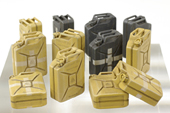 WWII German Jerrycan set B - Image 1