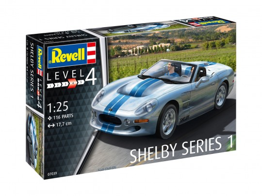 Shelby Series I - Image 1
