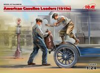 American Gasoline Loaders (1910s) (2 figures)
