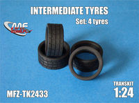 Intermediate tyres 4 pieces