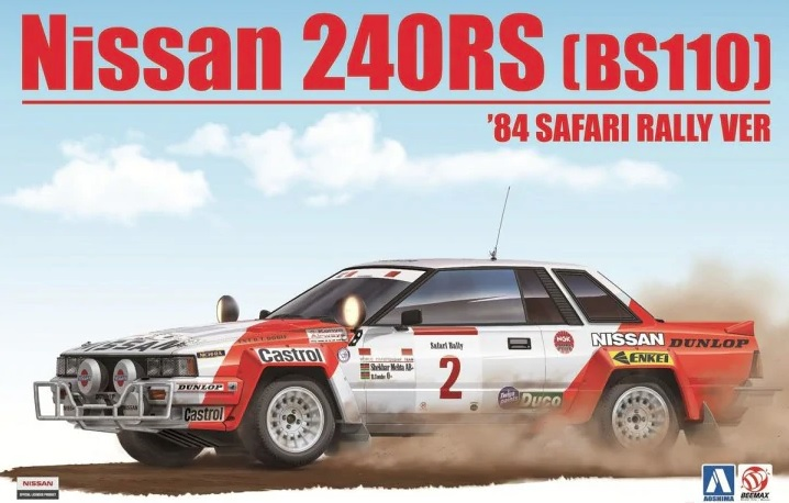 Nissan 240RS [BS110] 84 Safari Rally Ver - Image 1