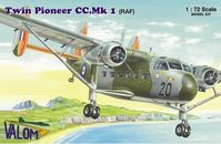 Scottish Aviation Twin Pioneer CC.Mk.I RAF