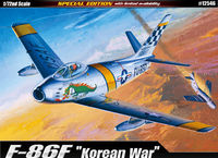 "F-86F ""Korean War"""