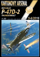 Republic P-47D-2 Thunderbolt