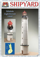 Sälskär Lighthouse  nr18 skala 1:87 - Image 1