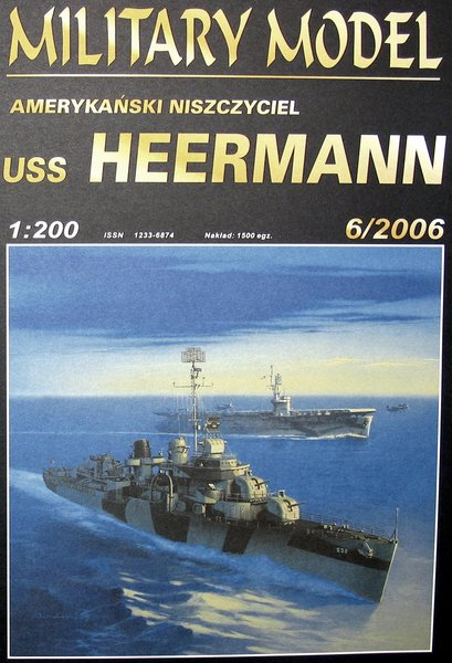 US Destroyer USS Heermann - Image 1