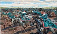 Napoleonic Prussian Cavalry - Image 1