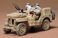 British Jeep SAS - Image 1
