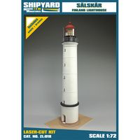 Sälskär Lighthouse skala 1:72