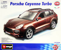 Porsche Cayenne Turbo Kit