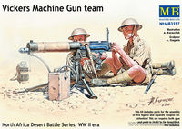 Vickers Machine Gun Team (North Africa 1940-1943)
