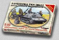 TKS/MG 15 + Universal Transport Vehicle - Image 1