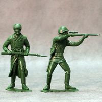 Red Army, set of two figures #1 - Image 1