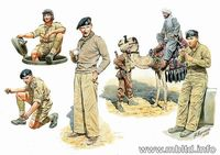 Commonwealth AFV Crew (North Africa 1942-1943)