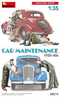 Car Maintenance 1930-40s - Image 1