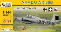 Arado Ar-96B Military Trainer (2in1) - Image 1