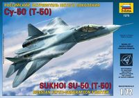 Sukhoi T-50 Russian Stealth Fighter - Image 1