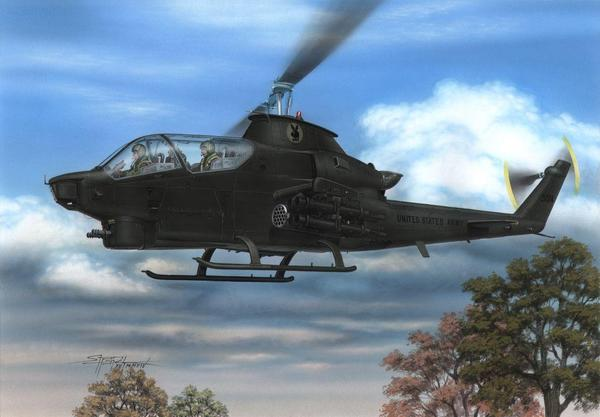 "AH-1Q/ S Cobra ""US Army & Turkey"" - Image 1"